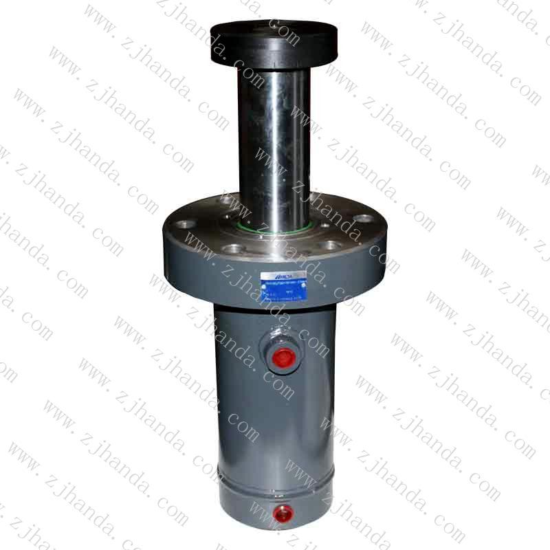 可调液压油缸结构图