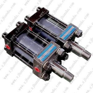 力士乐cdt3/cgt3拉杆液压缸图片